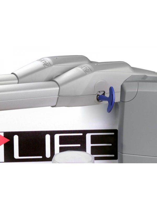 Ключ за ръчно отваряне на Life Gate