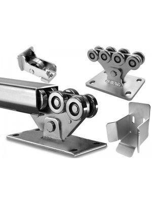 Механизъм за плъзгаща врата до 500 kg Euromatica