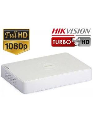 16-канален 1080p Turbo HD 3.0/AHD Hikvision DVR