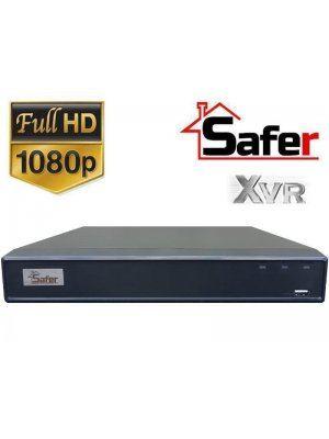 4-канален 1080p Pentabrid Safer XVR