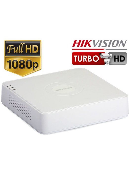 4-канален 1080p Turbo HD 4.0/AHD Hikvision