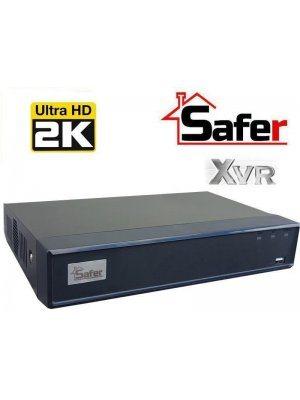 4-канален 2K Pentabrid Safer XVR