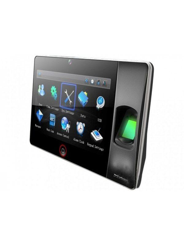 Таблет с биометричен сензор, Wi-Fi и вградена видеокамера ZkSoftware