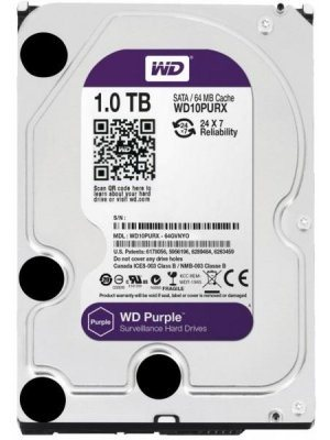 Хард диск Western Digital Purple 1 TB