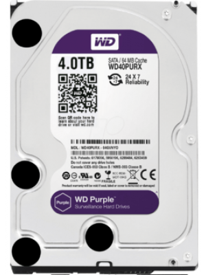 Хард диск Western Digital Purple 4 TB