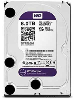 Хард диск Western Digital Purple 8 TB