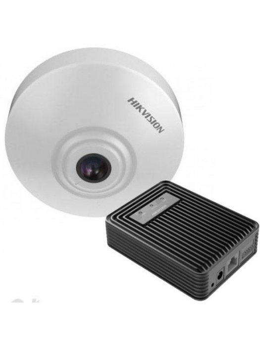 1.3 MP IP камера за преброяване Hikvision iDS-2CD6412FWD/C