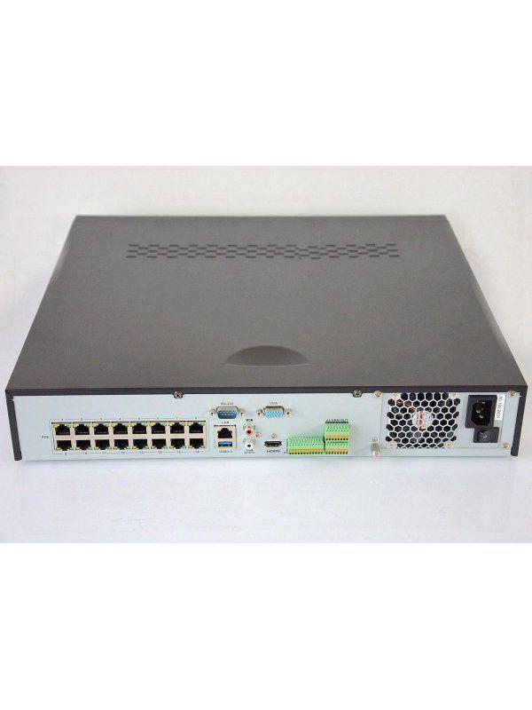 32-канален NVR Hikvision DS-7732NI-E4/16P