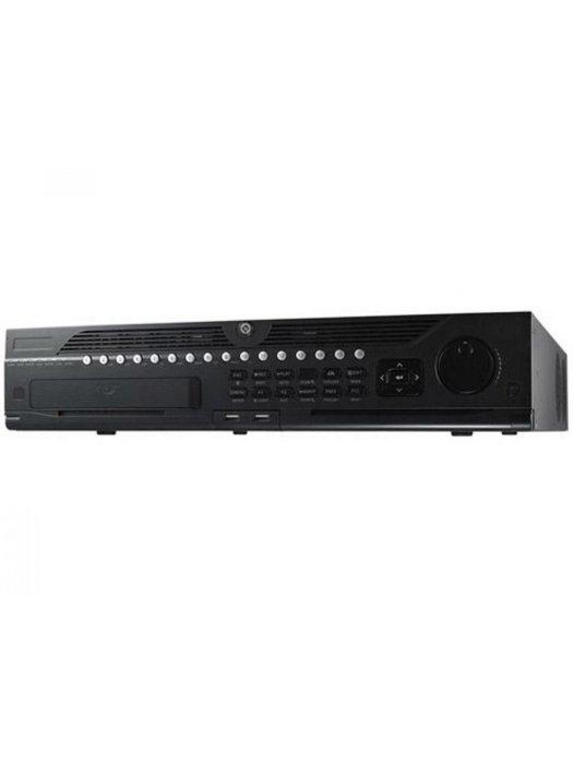 64-канален NVR Hikvision DS-9664NI-I8