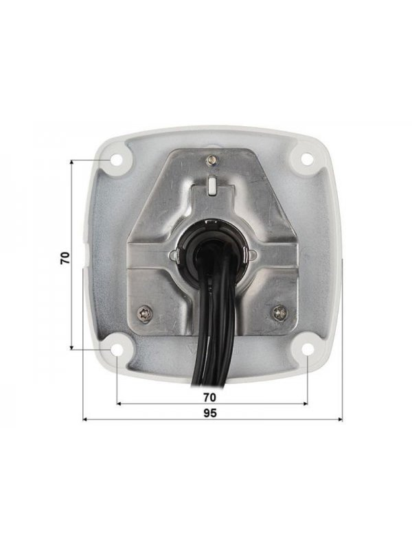 8 MP IP камера за видеонаблюдение Dahua IPC-HFW5830E-Z