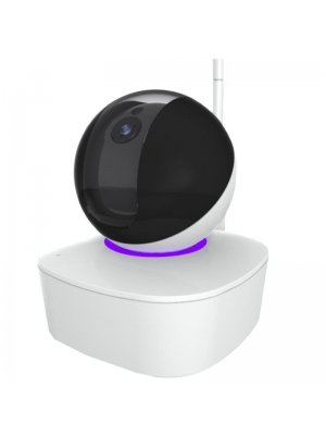 2 MP безжична IP камера за видеонаблюдение с микрофон Safer SAF-N4