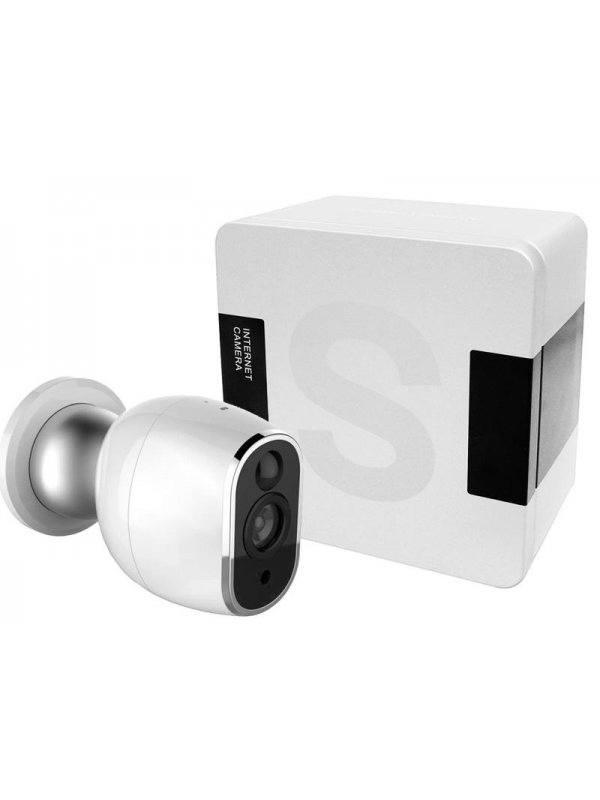 1.3 MP безжична IP камера за видеонаблюдение с микрофон Safer SAF-S1