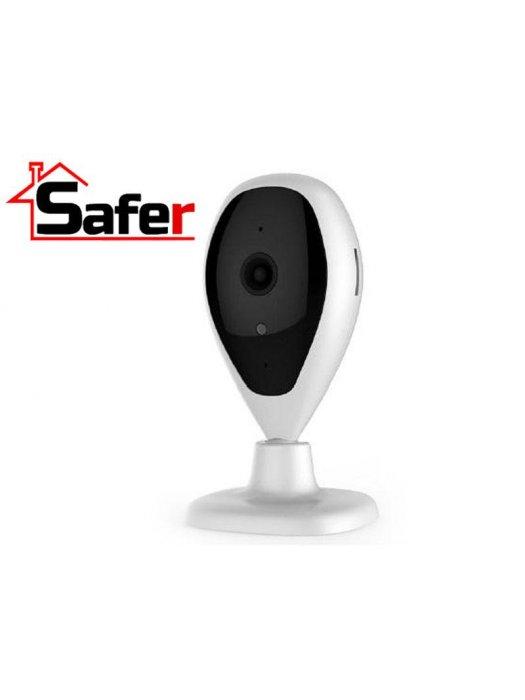 2 MP безжична IP камера за видеонаблюдение с микрофон Safer SAF-S4F