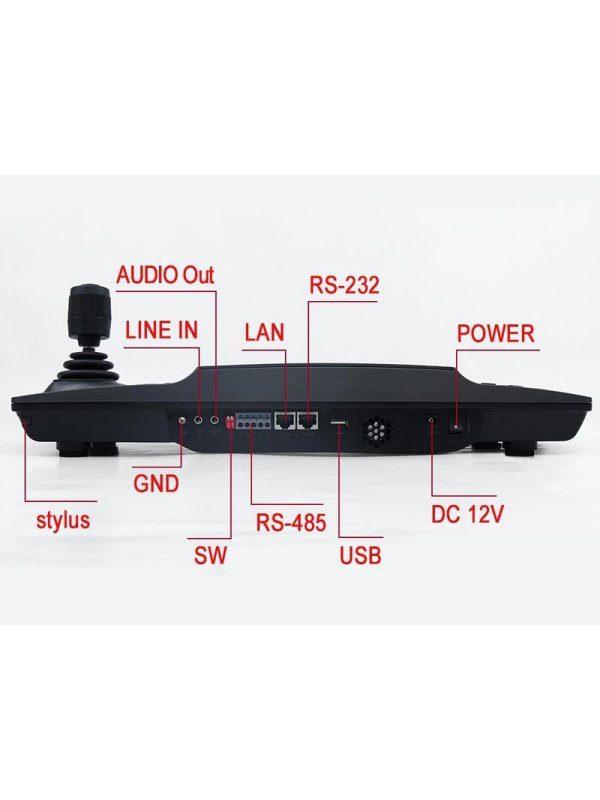 Клавиатура за управление на IP камери Hikvision DS-1100KI