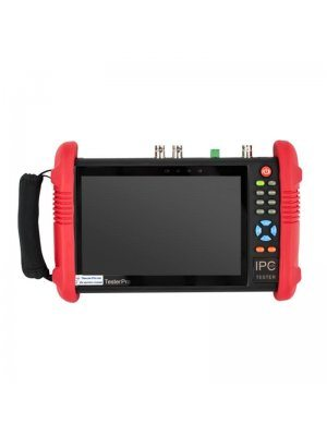IP/HDTVI/HDCVI/AHD тестер за видеокамери Euromatica CIPC-98ADHPLUS