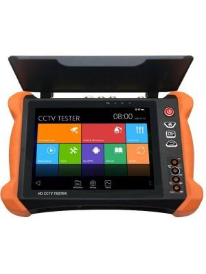 CCTV/AHD/CVI/TVI/IP тестер за видеокамери Safer T9-MOVTADHS