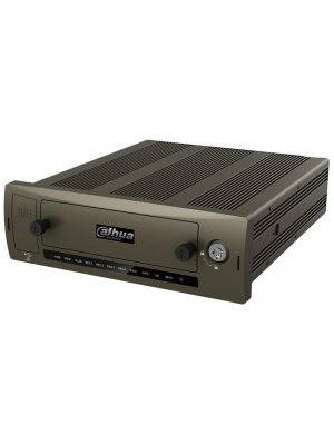 4-канален DVR за автомобил Dahua MCVR5104