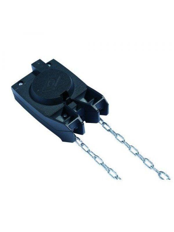 Двигател за индустриални секционна врата - Life Vis 400