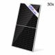 30 броя монокристални фотоволтаични панели DAH Solar 400W