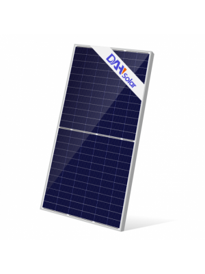 Поликристален фотоволтаичен панел DAH Solar 370W