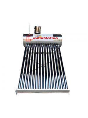 Термосифонна соларна система за топла вода 100-130L - Euromatica